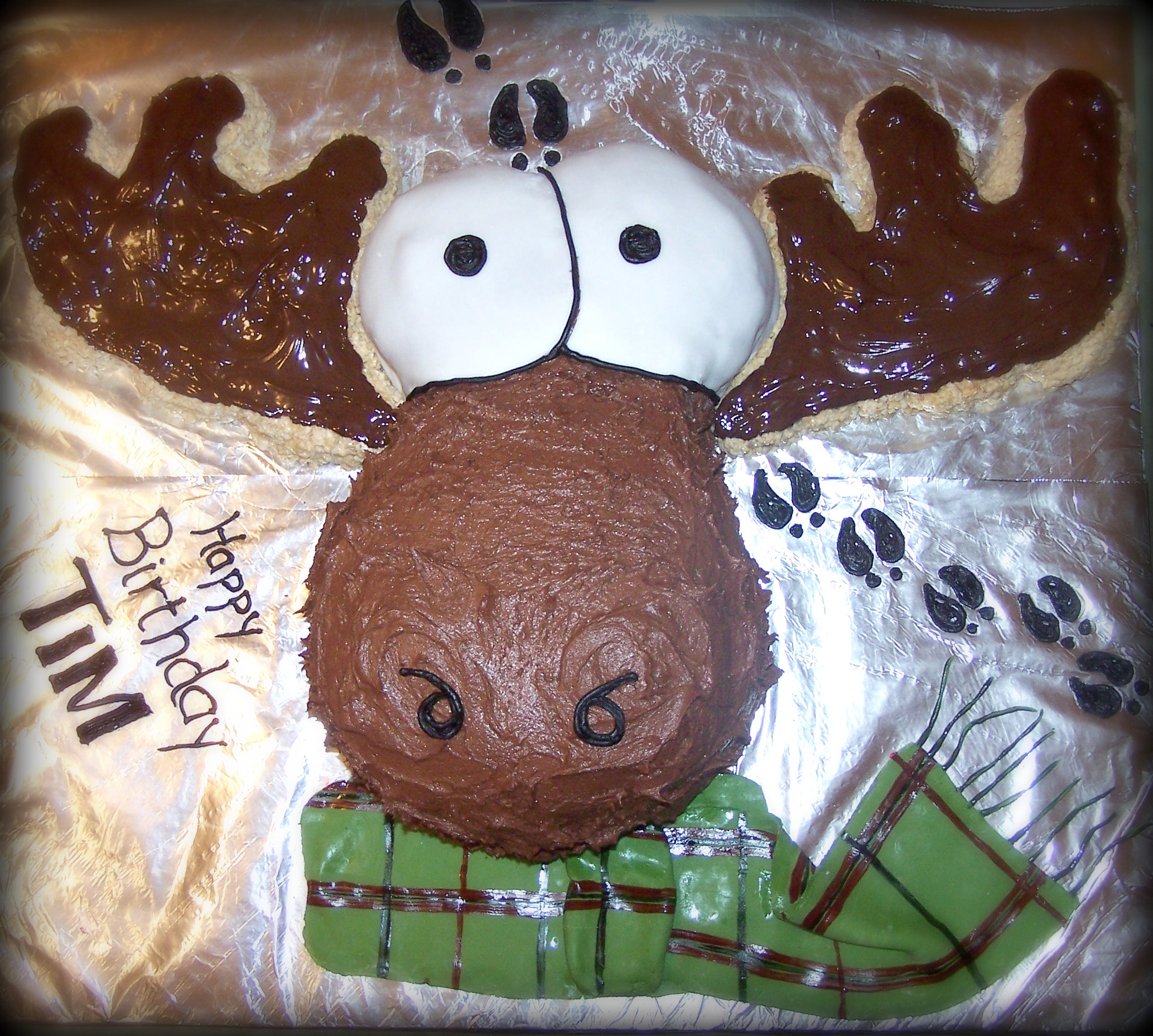 Tims Birthday Cake Emmy J Cake Design